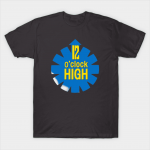 12 O'Clock High TV Show T-shirt