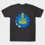 12 O'Clock High TV Show T-shirt