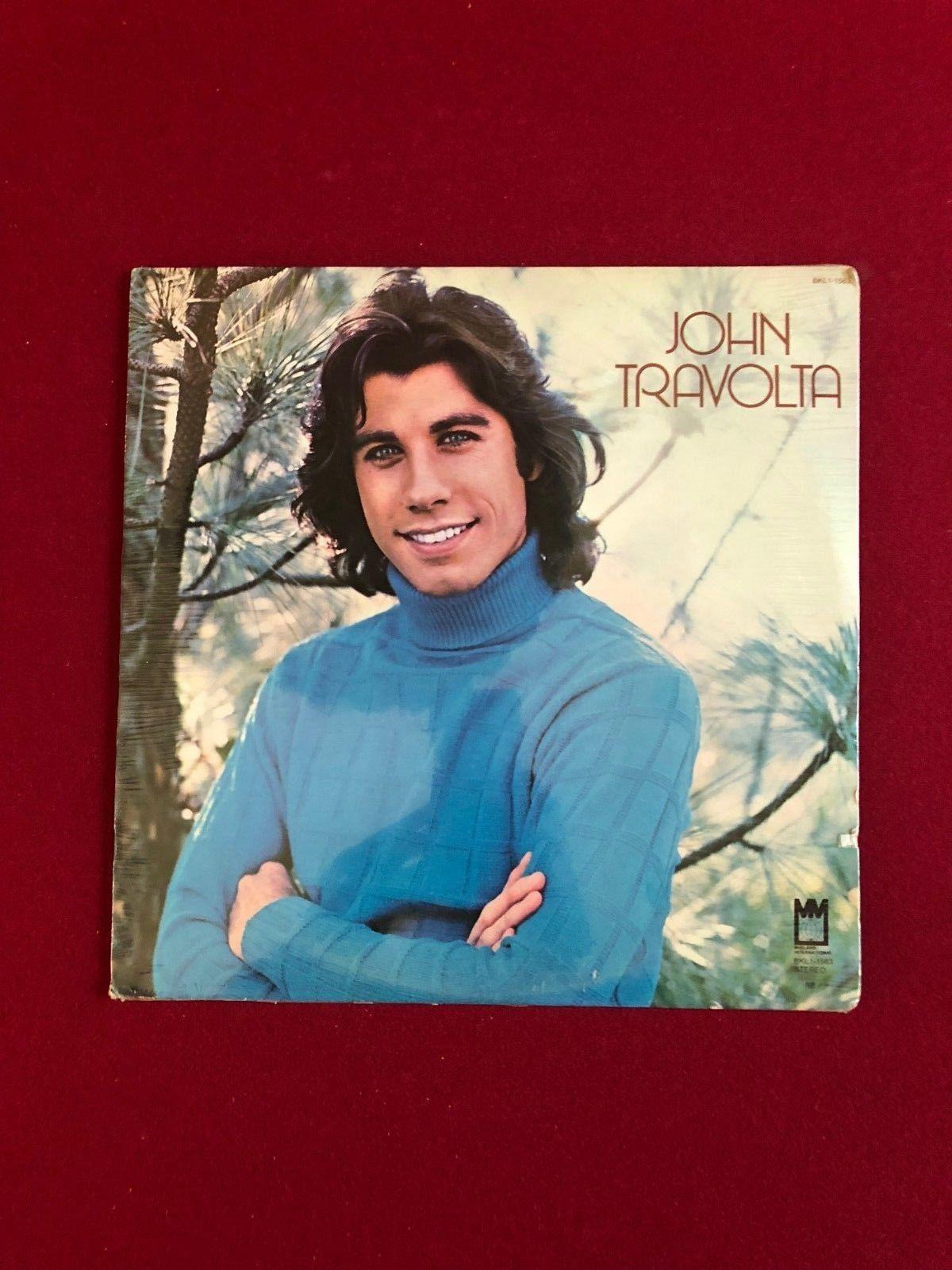 1976, John Travolta, Un-Opened Record (Scarce) Welcome Back Kotter