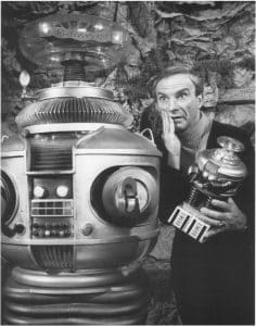 Lost In Space - Dr. Smith and the Robot