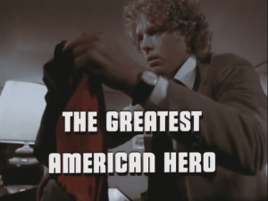 The Greatest American Hero TV Show