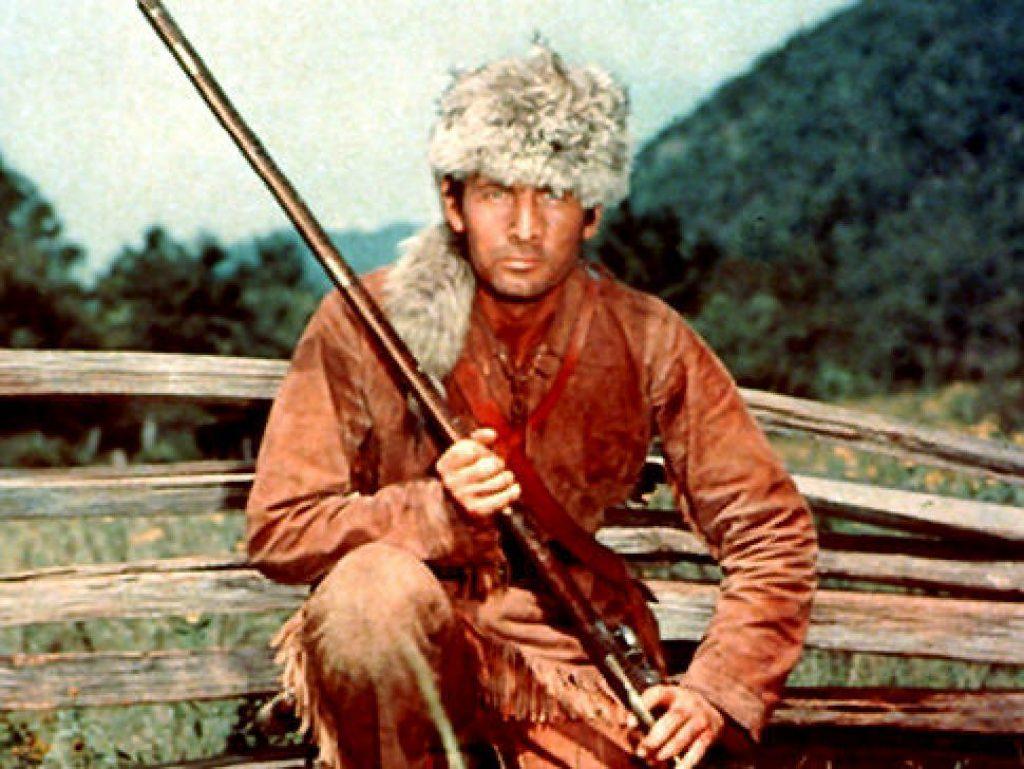 Daniel Boone Serie