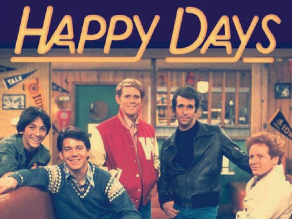 Happy Days TV Show