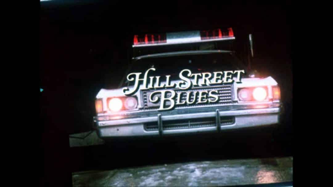 Hill Street Blues TV Show