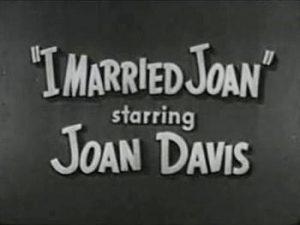I Married Joan TV Show