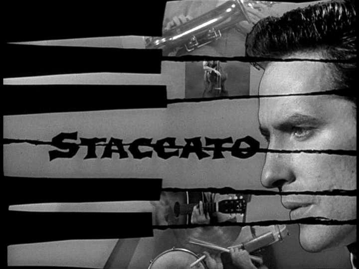 Johnny Staccato TV Show
