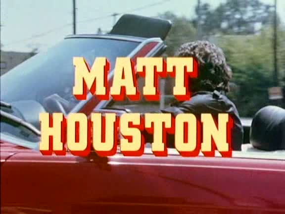 Matt Houston TV Show