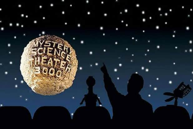 Mystery Science Theater 3000 TV Show - MST3K