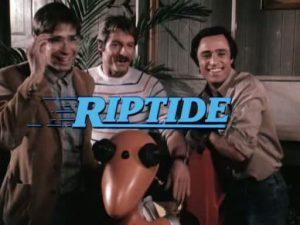 Riptide TV Show