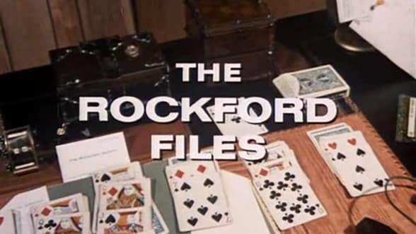 The Rockford Files TV Show