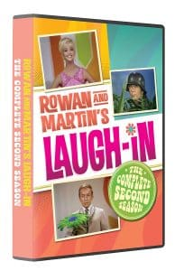 Rowan and Martin's Laugh In: The Complete Second Season