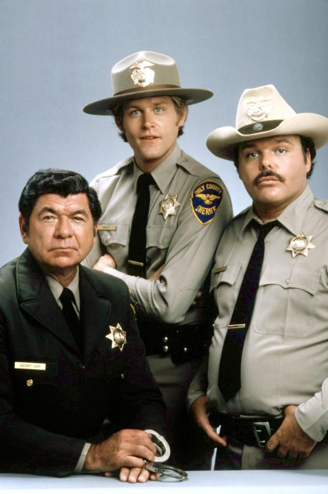 The Misadventures of Sheriff Lobo TV Show