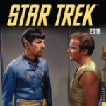 2019 Star Trek Original Series Wall Calendar