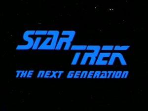 Star Trek: The Next Generation TV Show