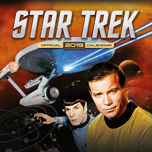 Star Trek 2019 Calendar - The Original Series