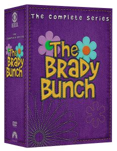 The Brady Bunch Complete Series on DVD