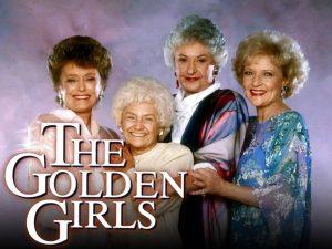 The Golden Girls TV Show