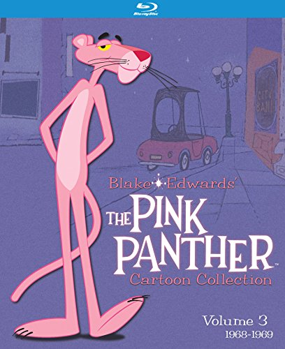 The Pink Panther Cartoon Collection Volume 3 1968 1969