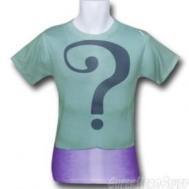 Adam West Batman TV Riddler Costume T-Shirt