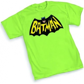 Batman 66 Symbol T-Shirt XL