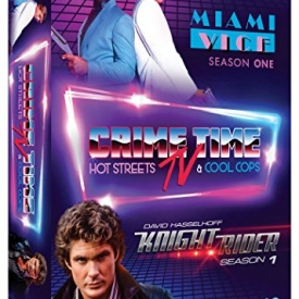 Crime Time TV – Miami Vice and Knight Rider TV Bundle