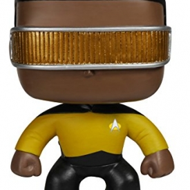 Funko POP TV: Star Trek The Next Generation – Geordi La Forge Action Figure