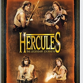 Hercules: The Legendary Journeys – The Complete Series