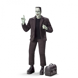 Herman Munster Handcrafted Musical Figure