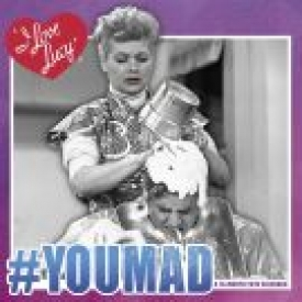 I Love Lucy 2019 Mini Wall Calendar