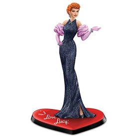 I LOVE LUCY 65th Anniversary Charm School Figurine from The Hamilton Collection