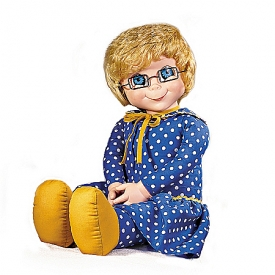 Mrs. Beasley 50th Anniversary Replica Collector Doll