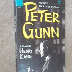 Peter Gunn: A novel