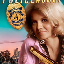 Police Woman: The Fourth and Final Season DVD