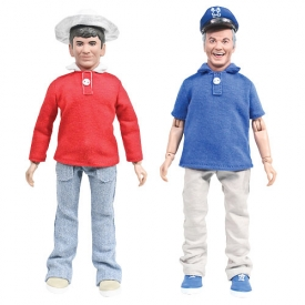 Gilligan & Skipper 8-inch Action Figures