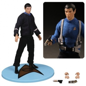 Star Trek Spock Cage One:12 Collective Action Figure