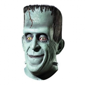 The Munsters Herman Munster Overhead Latex Mask