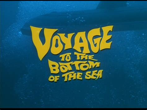 Voyage To The Bottom Of The Sea TV Show